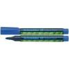 """SCHNEIDER Tábla- és flipchart marker, 1-3 mm, kúpos, SCHNEIDER """"Maxx Eco 110\"""", kék"""