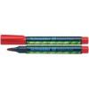"SCHNEIDER Tábla- és flipchart marker, 1-3 mm, kúpos, SCHNEIDER ""Maxx Eco 110\"", piros"