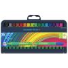 """SCHNEIDER Tűfilc készlet, 0,4 mm,  """"Link-it"""", összeilleszthető, 16 különböző szín"""