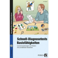 Schnell-Diagnosetests: Basisfähigkeiten, m. CD-ROM – Jens Eggert idegen nyelvű könyv