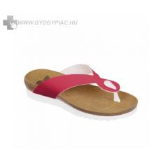 Scholl !Választható ajándékkal! Scholl Kenna pink lábujjközi női papucs bioprint technológiával 37-39