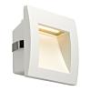 Schrack Technik Downunder OUT LED S, fali, beépíthető 1,7W, 3000K, fehér