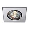 Schrack Technik SQUARE mélysugárzó, króm- LI113202
