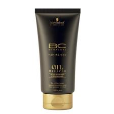 Schwarzkopf Professional Bonacure Oil Miracle arany fényű hajbalzsam, 150 ml hajbalzsam