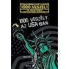Scolar Kiadó Fabian Lenk: 1000 veszély az USA-ban