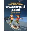 Scolar Kiadó Jorn Lier Horst - Hans Jorgen Sandnes: Zivatarfelhő akció