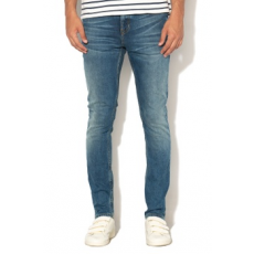Scotch & Soda , Skim slim fit farmernadrág, Kék, W33-L34 (144777-2192-W33-L34)