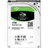 Seagate BarraCuda® 3TB laptop merevlemez, 5400rpm, 128MB cache, SATA III (ST3000LM024)