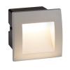 SEARCHLIGHT ,0661GY Ankle, Kültéri falba süllyeszthető lámpa