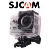 Sec-CAM SJCAM SJ5000, akciókamera, sportkamera, EREDETI gyári modell, FULL HD (1080p, 2MP): 30fps videó, 14MP kép, vízálló tokban, 170°, színes LCD, OSD, akkuval, alap felszerelő készlettel - GYÁRI EREDETI