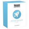 Secura Pocket Rocket - 49mm-es óvszerek (100db)