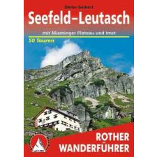 Seefeld - Leutasch (mit Mieminger Plateau und Imst) - RO 4017 térkép