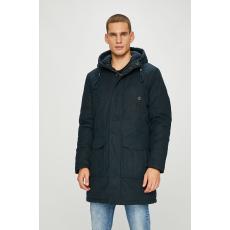 Selected - Kapucnis kabát - sötétkék - 1464546-sötétkék