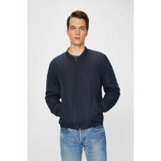 Selected - Rövid kifordítható kabát - sötétkék - 1359513-sötétkék