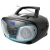 Sencor Hordozható FM rádió CD, Bluetooth, MP3, USB, AUX funkciókkal, SPT 3310