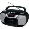 Sencor Hordozható rádiómagnó CD-lejátszóval SPT 207