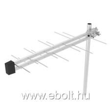 Sencor SDA612 kültéri antenna műholdas beltéri egység