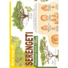 Serengeti National Park térkép - Maco Editions