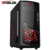 Serioux Gamer Powered by ASUS gaming asztali számítógép, Intel® Core™ i3-8100, 3.60Ghz-es processzorral, Coffee Lake, 8GB RAM DDR4, 1TB HDD, ASUS GeForce® GTX 1050 2GB GDDR5 (SRX-5949088513412)