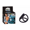 Seven Creations TRI RING COCK CAGE BLACK