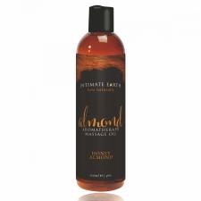 sexfashion Intimate Earth Almond - organikus masszázsolaj - méz-mandula (240ml) masszázsolaj és gél
