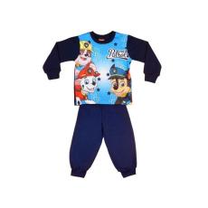 SG GLOBAL LICENSE Paw Patrol-Mancs őrjárat mintás fiú hosszú pizsama 17720047092