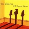 SHADOWS - 50 Golden Greats /2cd/ CD