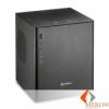 Sharkoon CA-I táp nélküli mini-ITX ház fekete /4044951016136/