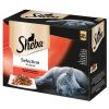 Sheba 12 x 85 g Sheba tasakos variációk nedves macskatáp - selection szószban szárnyas variáció