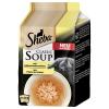 Sheba Classic Soup tasakos multipack 4 x 40 g - Csirke & tonhalfilé