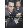 Sherlock Holmes And Duke's Son - Oxford Bookworms Library 1 - MP3 Pack