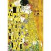 SHKOLYARYK Skiccfüzet, pontrácsos, A5, 80 lap, keményfedeles, SHKOLYARYK,  Klimt&Van Gogh , vegyes