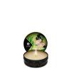 Shunga MASSAGE CANDLE GREEN TEA 30 ML