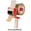 Siat H11CP Kézi tapadószalag felhordó rozsdamentes acél pengével és fékezővel, 50 mm széles tapadószalaghoz (3303)