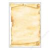 SIGEL Előnyomott papír, A4, 90 g, SIGEL Oklevél Pergamen (SDP235)