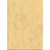 SIGEL Előnyomott papír, kétoldalas, A4, 200 g, SIGEL, homokbarna, márványos (SDP553)