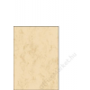 SIGEL Előnyomott papír, kétoldalas, A5, 90 g, SIGEL, bézs, márványos (SDP907)