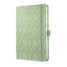 """SIGEL Jegyzetfüzet, exkluzív, 135x203 mm, vonalas, 174 oldal, keményfedeles, SIGEL """"Jolie"""", Spring Garden (SIJN303) határidőnapló"""
