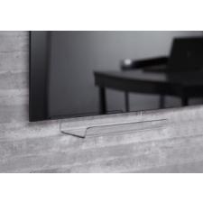 SIGEL Tolltartó tálca üvegtáblákhoz, 17 cm, SIGEL tolltartó