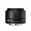 Sigma 19 mm F2.8 DN Art fekete Sony