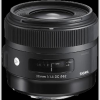 Sigma Canon 30mm f/1.4 (A) DC HSM objektív