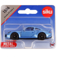 Siku Siku Porsche 911 Turbo S 1:87 - 1506 autópálya és játékautó