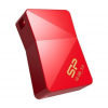 Silicon Power 16GB Silicon Power Jewel J08 Red USB3.0 (SP016GBUF3J08V1R)