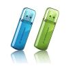 Silicon Power 32GB Silicon Power Helios 101 Green USB2.0 (SP032GBUF2101V1N)
