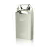 Silicon Power 64GB Touch T50 Metallic Silver USB2.0 (SP064GBUF2T50V1C)