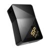 Silicon Power 8GB Silicon Power Jewel J08 Black USB3.0 (SP008GBUF3J08V1K)
