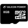 Silicon Power microSDHC 8GB Class 10