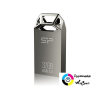 Silicon Power Pen Drive 32GB Silicon Power Jewel J50 USB 3.0 titánium /SP032GBUF3J50V1T/