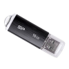 Silicon Power Pendrive Silicon Power SP016GBUF2U02V1K 16 GB USB 2.0 Fekete