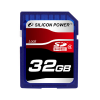 Silicon Power SDHC 32GB Class 4